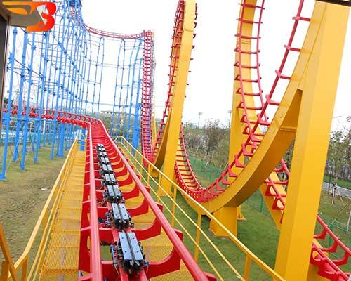 spin roller coaster