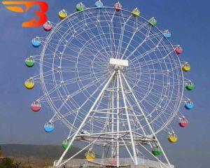 giant wheel ride