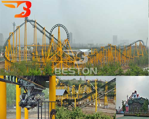 history of roller coasters