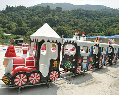 good quality Santa Claus track train