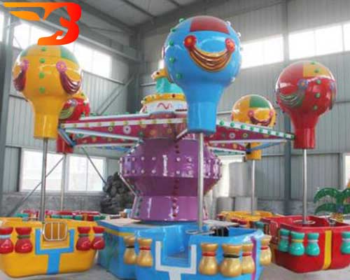 park samba kiddie rides for sale