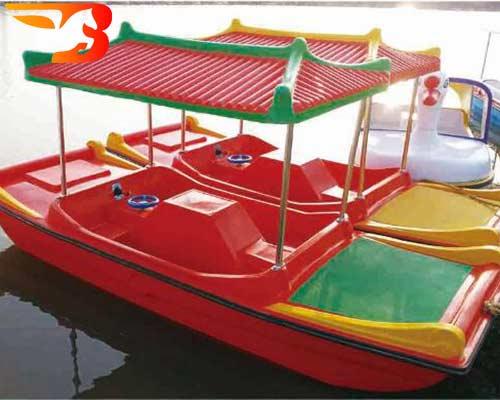 pedalo boat