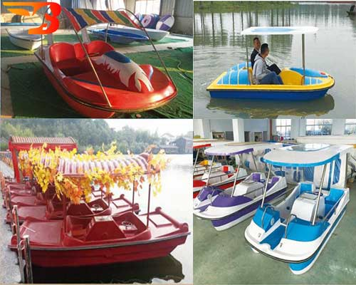 new paddle boats for sale