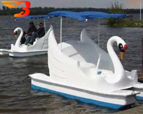 pedal boat design