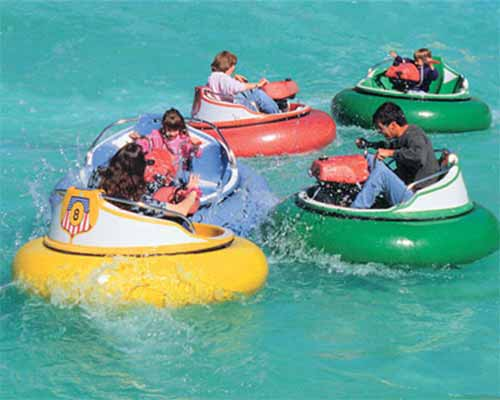 water bumper cars for sale