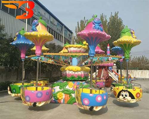 happy jellyfish ride