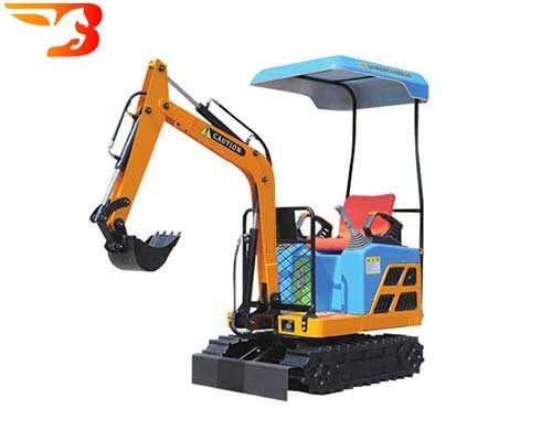 kids electric excavator