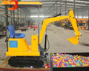 excavator for children