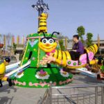 Amusement Park Rotating Bee Rides for Sale
