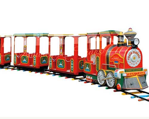 small rideable trains