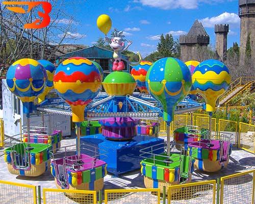 kids carnival rides