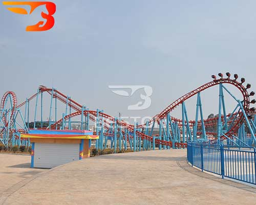 roller coaster manufacturers