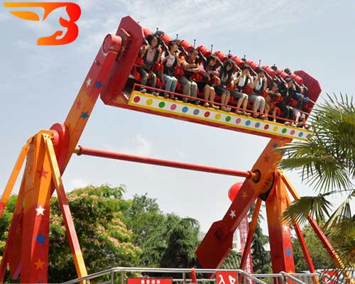 extrem thrill rides top spin ride