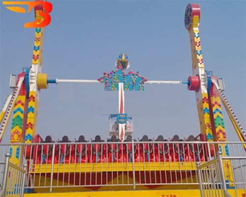 top spin attraction