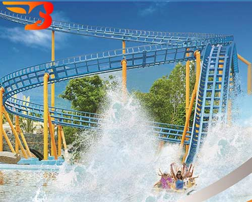water roller coaster