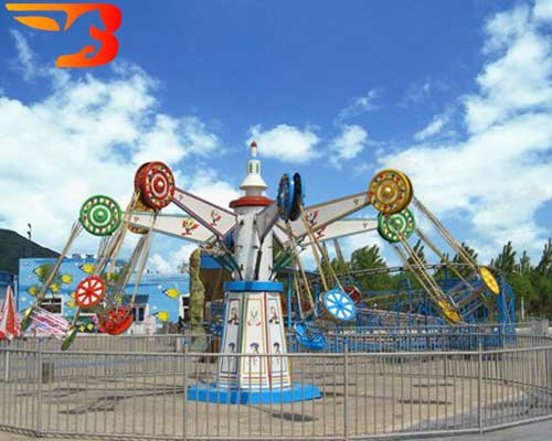 swing ride suppliers
