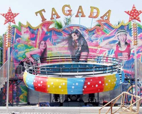 funfair ride tagada