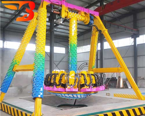 spinning pendulum ride