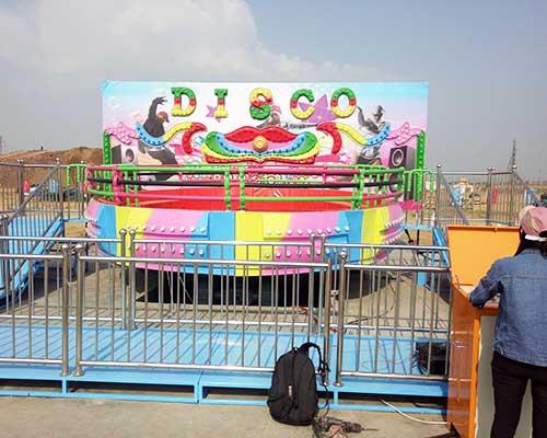 fairground tagada rides