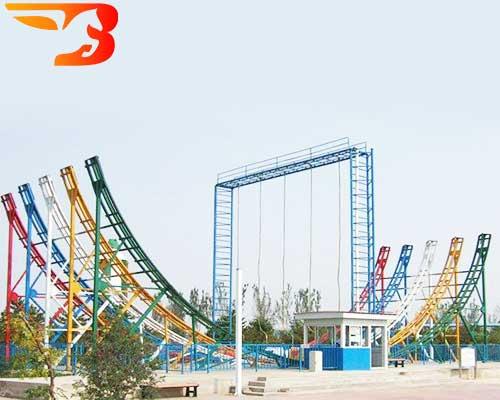 meniscus roller coaster car