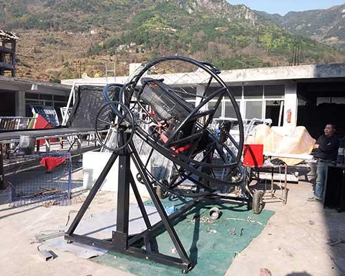 giant gyroscope