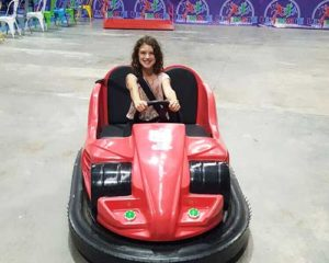 dodgems ride