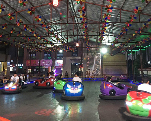 electric dodgems