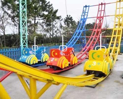 meniscus roller coaster ride