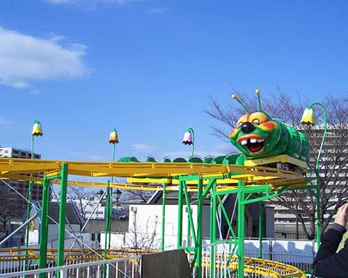 small roller coaster