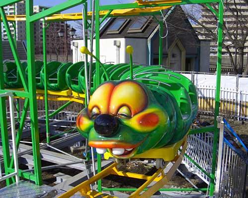 kids roller coaster