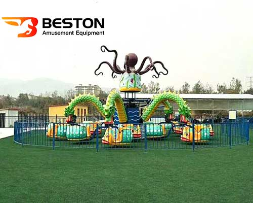 octopus amusement ride