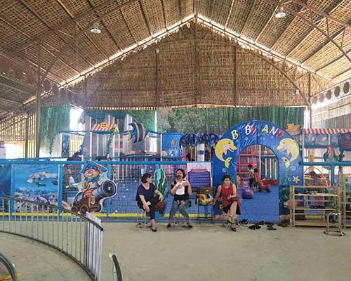 indoor playground equipment