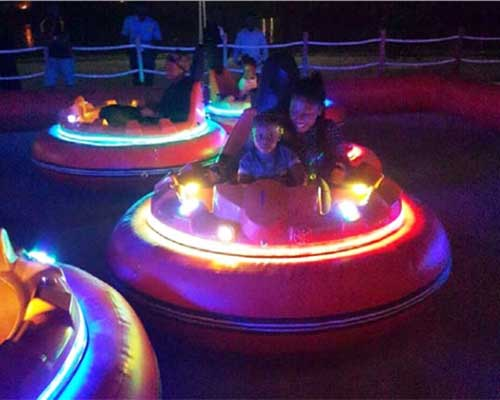 battery bumper cars