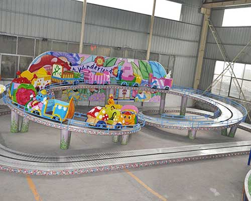 indoor roller coaster for sale
