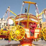 Amusement Equipment Modern Times Ride for Sale in Nigeria
