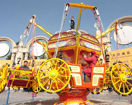 modern times new amusement rides