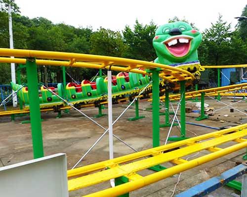 wacky worm coaster
