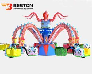 octopus amusement park rides