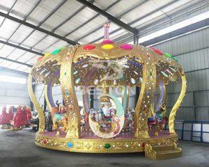 mini carousel ride