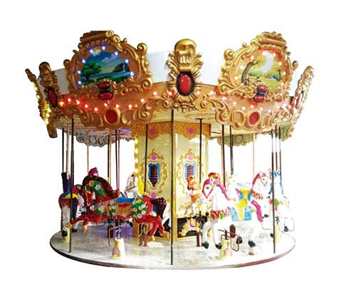 fairground carousel for sale