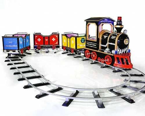track train rides