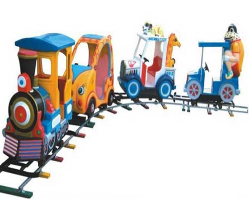 mini train track