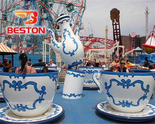 teacup fairground ride