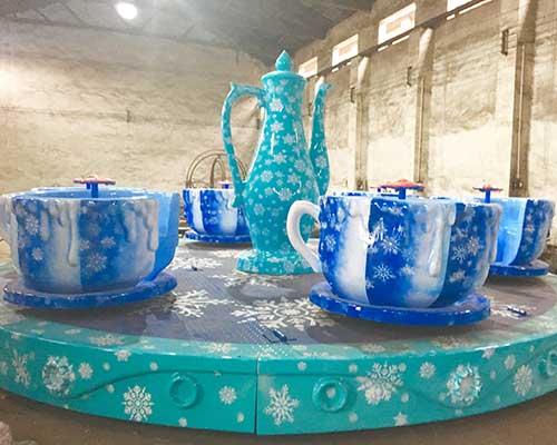 teacup fair ride