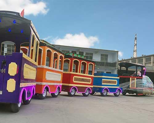 electric train rides
