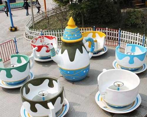 teapot ride