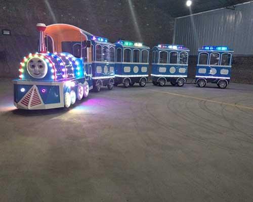 thomas train rides supplier