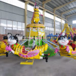 Amusement Park Rotating Bee Rides for Sale in Nigeria