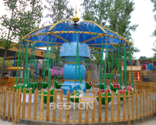 kids swing ride manufacturer