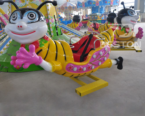 rotary type amusement equipment